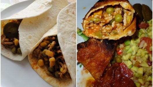29. Burrito czy Chimichanga?