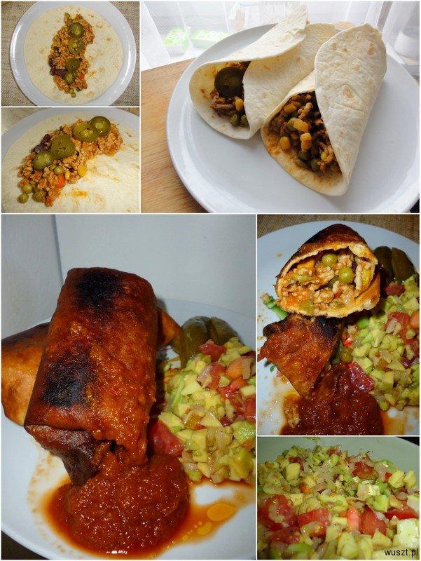 burrito chimichanga kolaz 29. Burrito czy Chimichanga?
