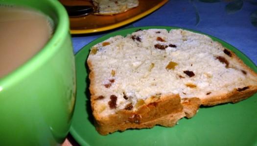 44. Ciasto z owocami kandyzowanymi (z automatu)
