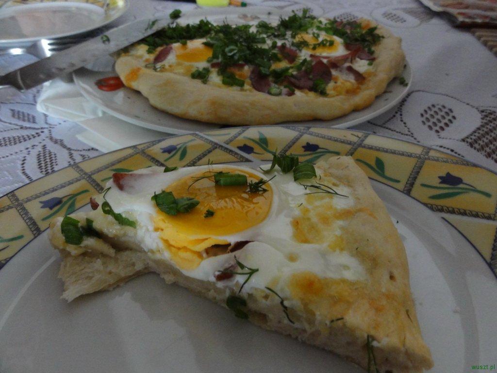 pizza sniadaniowa2 49. Pizza śniadaniowa