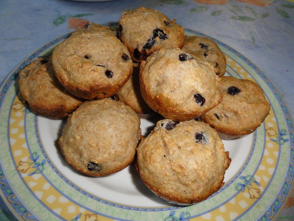 muffinki z aronii1 59. Muffinki z aronii