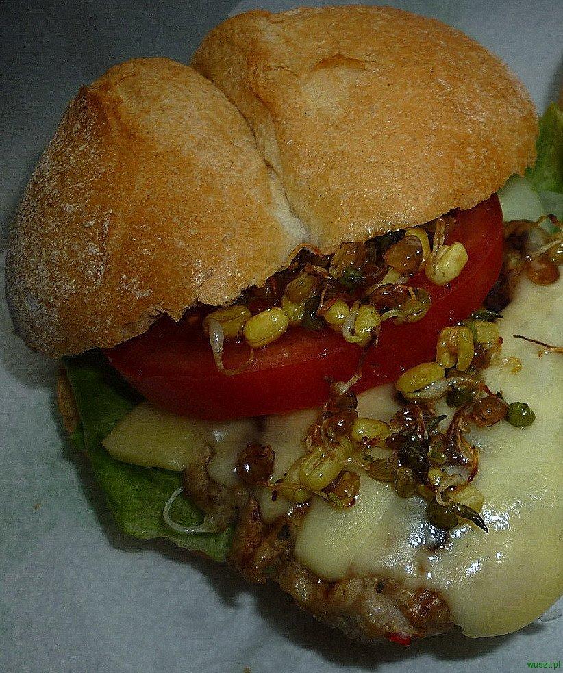 hamburgery z papryka cayenne1 92. Hamburgery z papryką Cayenne
