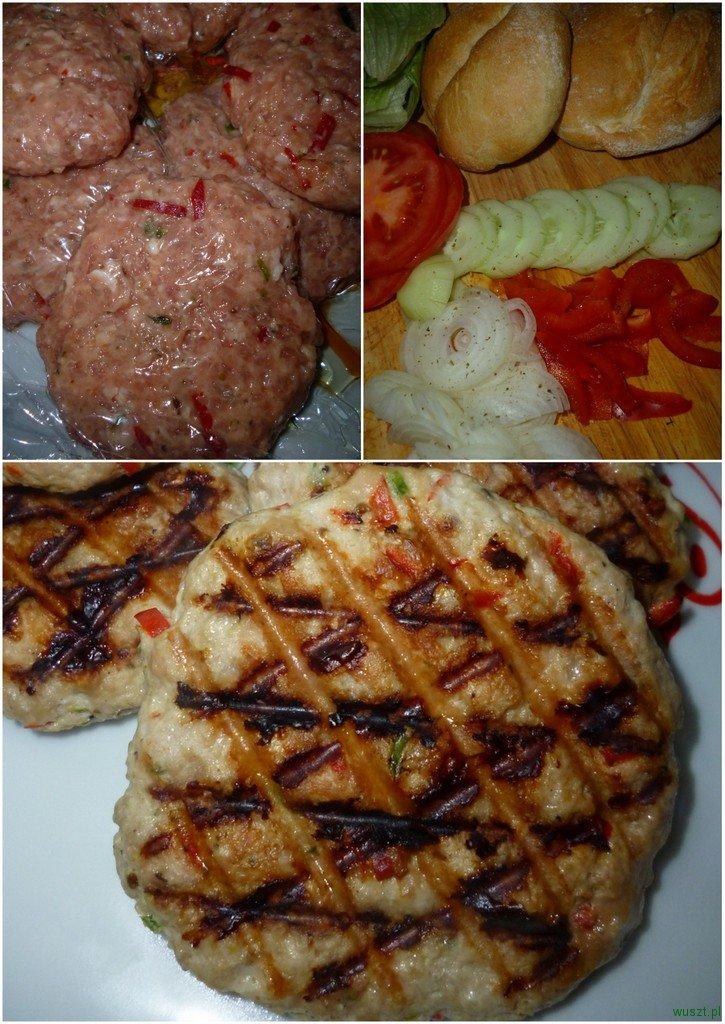 hamburgery z papryka cayenne2 92. Hamburgery z papryką Cayenne