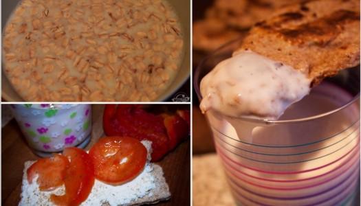Śniadania węglowodanowe na diecie Montignaca