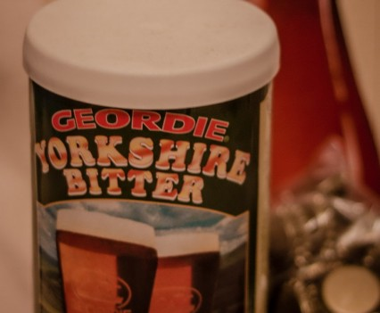 brewkit geordie yorkshire bitter 14 426x351 Brew kit: Geordie Yorkshire Bitter