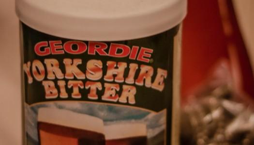 Brew-kit: Geordie Yorkshire Bitter