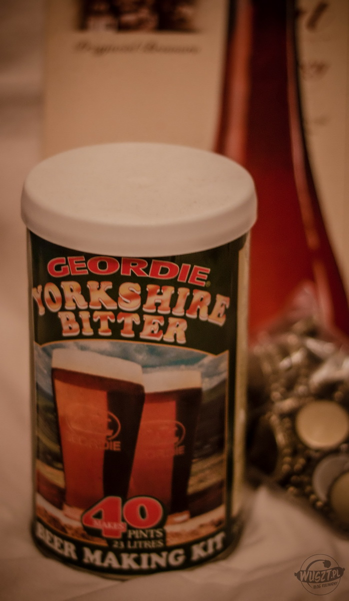 brewkit geordie yorkshire bitter 14 Brew kit: Geordie Yorkshire Bitter
